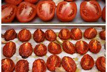 DNE kurutulmuş domates