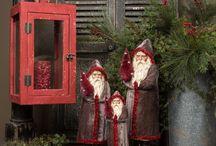 Christmas / Julsaker, inredning