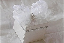 Sparkling Bling Weddings Ideas / I Love Rhinestone And Crystal Bling Especially At Weddings / by Jaclyn Peters Designs