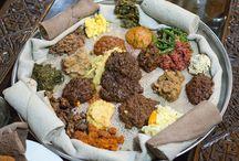 Cuisine erythréenne / Nous partageons ici le meilleur de la cuisine erythréenne