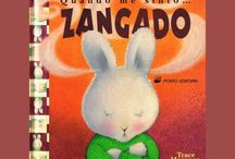 Literatura infantil /Children's literature / Kids crafts about stories