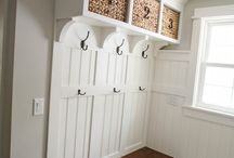 mudroom ideas and organization / Mudroom ideas and organization for a home.  / by Our house now a home