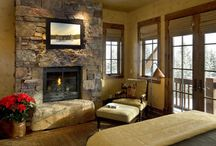 Fireplace / by Cassie Landrum