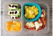 Recipe Ideas - Kid's Lunches / by Christine Mangiafico