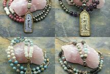 Sophia Jaxon Creations / These one of a kind creations are charged with positive energy using Reiki techniques!