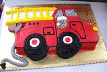 "cake ideas for Preston's ""4th"" bday"