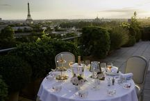 Working at Le Meurice Paris / Working experience