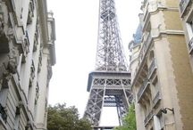 Paris VII -- Eiffel Tower to Orsay