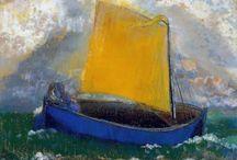 Painting. Odilon Redon