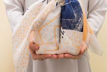 FUROSHIKI .... to wrap gifts