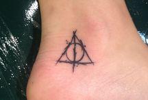 Tetování Harry Potter