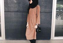 OOTD hijab casual
