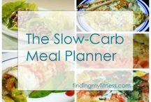 Slow-Carb aka 4-hour-body