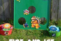 Mario Party / Mario party ideas