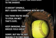 Softball!!! / Mostly about catcher stuff (cause that's what I am bruh!!!) ;)  / by Leia Decker