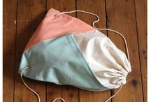 diy textile bags and backpacks