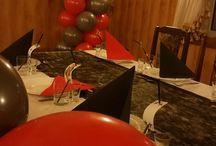 Przyjęcie w stylu Casino / Kasyno