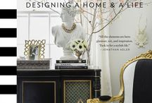 EOS THE BOOK / Elements of Style: Designing a Home & A Life on sale October 7, 2014. Simon & Schuster.