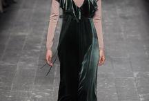 Fashion Loves: Velvet