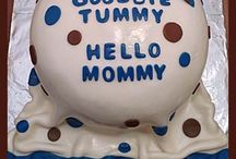 BABY/ BABY SHOWER CAKES & COOKIES / by CATHY