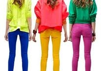 Neons - Hot, Bright and Super Trendy