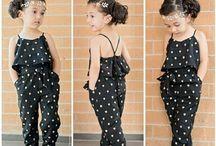 Moda infantil meninas