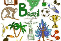 brazilia lapbook