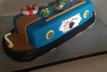 Barge cake by me