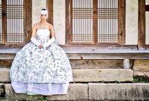 beautiful traditional dress