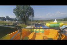 Arsenal Aqua Park Water Slide videos