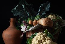 Vegetable still life