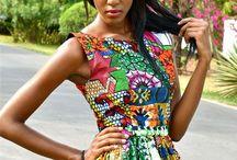 Moda Africana Fashion!