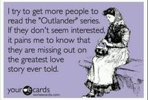 Outlander / by Lauren DeReus
