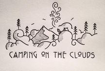 Camping on the clouds