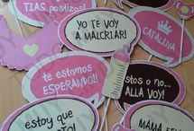 carteles para baby shower