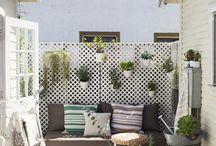 Cute ideas for patio