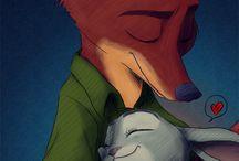 Couple cuddling cartoon