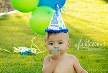 Photography Cake Smash Sessions / by Heather Lynn
