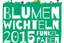 Blumenwichteln 2015