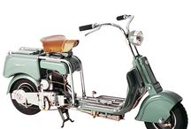 Scooter- Vintage