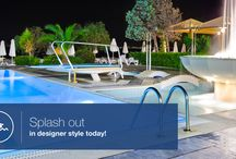 Pools & Spas /  Your swimming pools, spas and water features add a fun finishing touch to your outdoors areas.