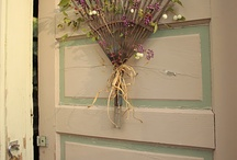 Handmade spring decor/crafts / by Nicole Michelle