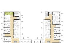 wielorodzinne plany mieszkań