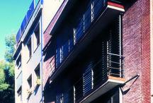 Apartamentos en Calle Homero / Apartamentos en Calle Homero, Barcelona  #arquitectura  #barcelona #vivienda #octaviomestre #om_arquitectos #housing #building #spain #dwelling