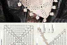 Háčkované odevy a doplnky