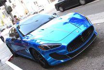 Gulping Maserati