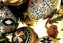 Pysanky - Ukrainian Easter Eggs