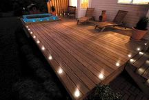 Deck the garden? / Next project