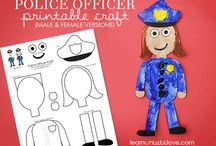 Transportaion and Community Helpers / by Amy H