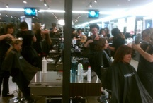 Future Professional Work / Take a look inside of our Paul Mitchell School in Port Huron, Michigan.
